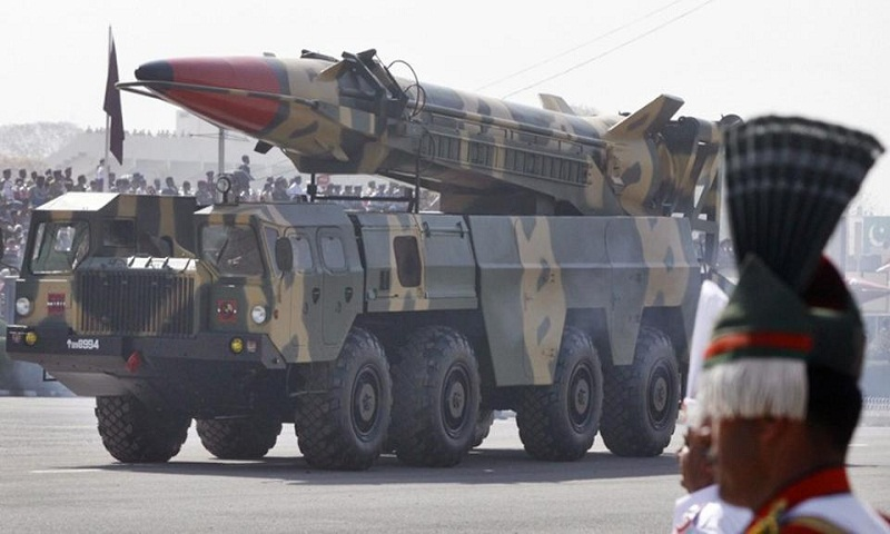Pakistan successfully test-fires ballistic missile Shaheen-II capable of hitting India