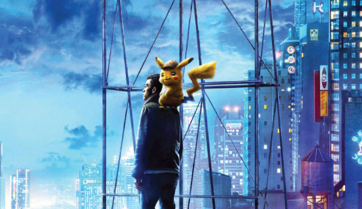 'Detective Pikachu' : An Absurdly  Silly, But Wonderful Ride