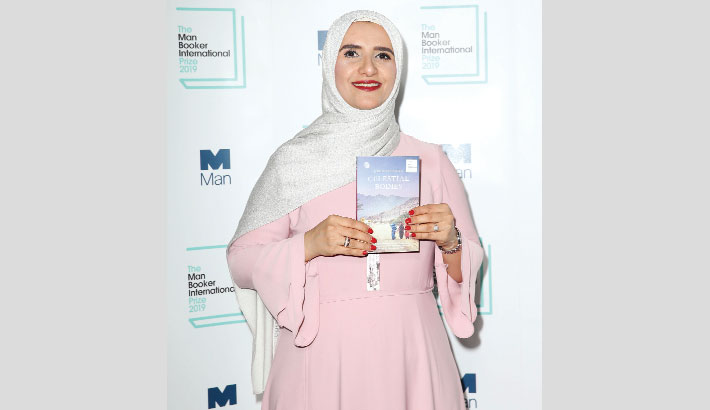 First Arabic writer wins Man Booker Int'l prize