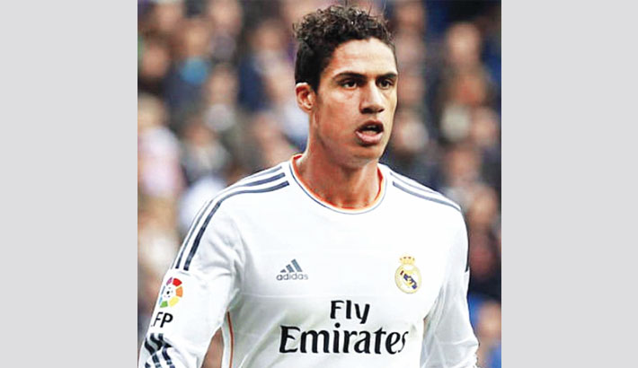 Varane staying in Real Madrid