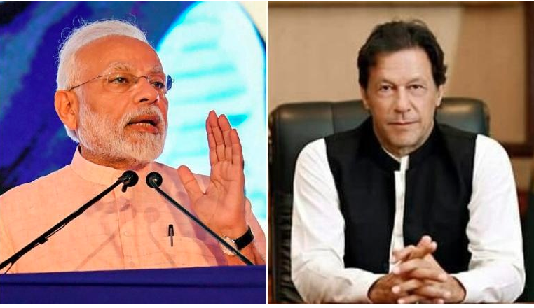 Pakistan PM congratulates Modi on India election