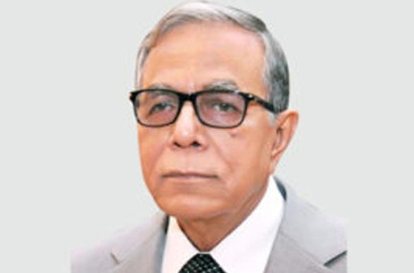 President mourns death of noted singer Khalid Hossain