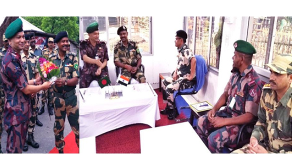 BGB-BSF stress on conducting joint patrols on borders