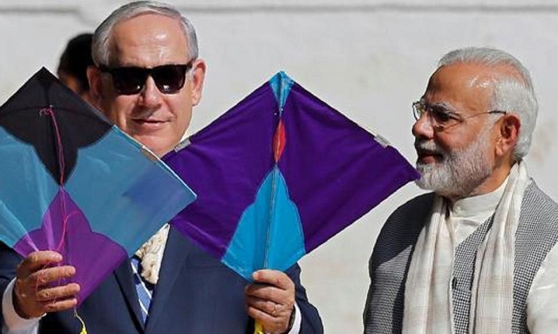 India election results 2019: Benjamin Netanyahu congratulates PM Modi on election victory
