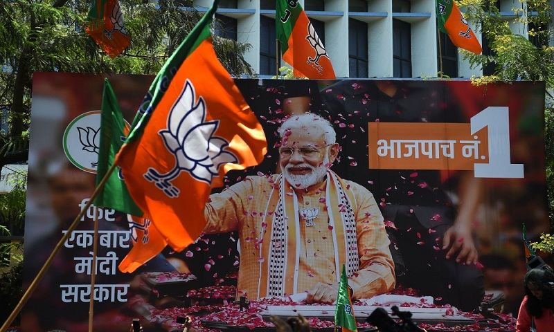 Lok Sabha Election results: BJP crosses 300