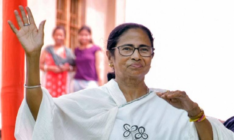 West Bengal: TMC ahead in 25 seats, BJP in 16 seats