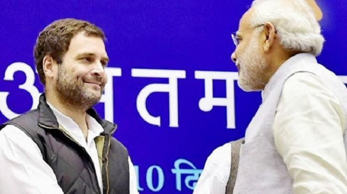 Rahul Gandhi admits defeat in Amethi, congratulates Modi, BJP