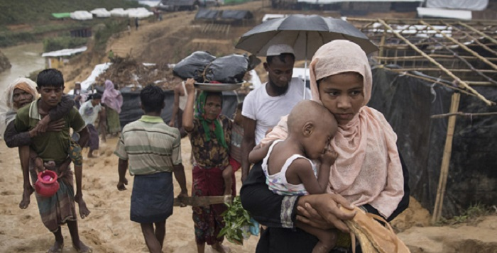 Rohingyas desperate to flee camps