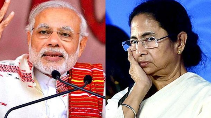 India polls: Trinamool Congress leading in 23, BJP ahead in 18 in West Bengal