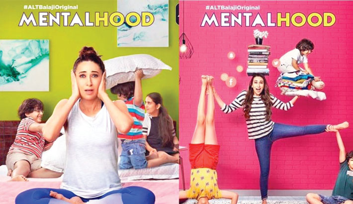 Karisma set to return to acting with web series Mentalhood