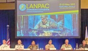 Army chief  takes part in LANPAC-2019