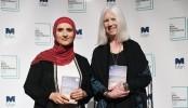 Jokha Alharthi wins Man Booker International prize for Celestial Bodies