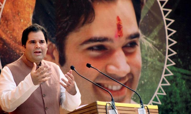 Varun Gandhi wins from Pilibhit seat