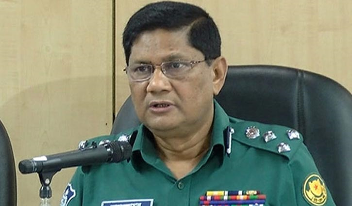Police keeping extortionists on chase: DMP Commissioner