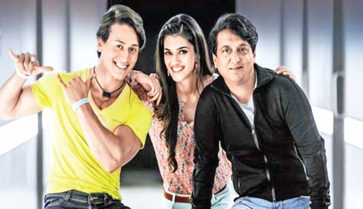 5 years of Heropanti: Kriti asks Tiger to pair up again for sequel
