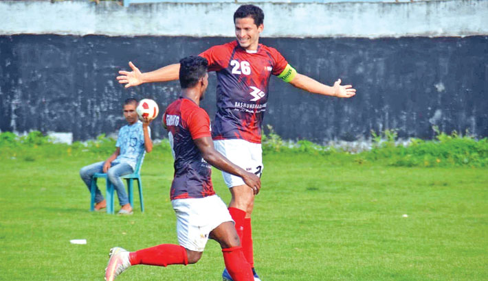 Bashundhara Kings outplay NoFeL