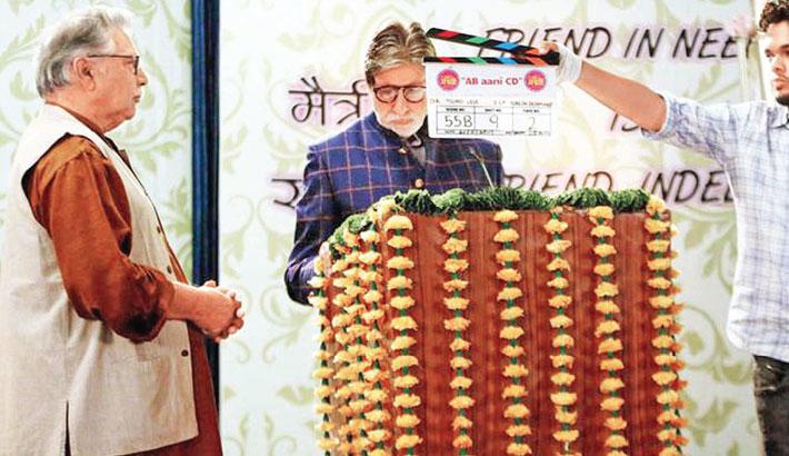 Amitabh spontaneously added  Marathi dialogues: Akshay