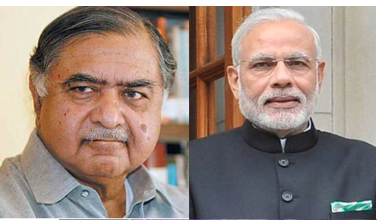 Dr Kamal greets Modi, Amit Shah for election victory