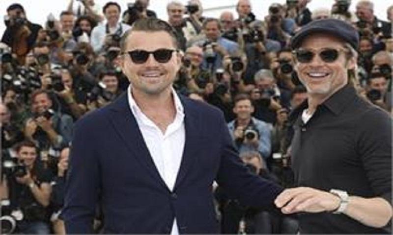 Hope I get to work with Leonardo DiCaprio again: Brad Pitt