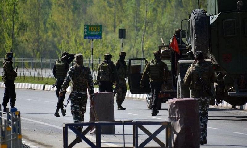 India troops kill Kashmir militant linked to al-Qaida