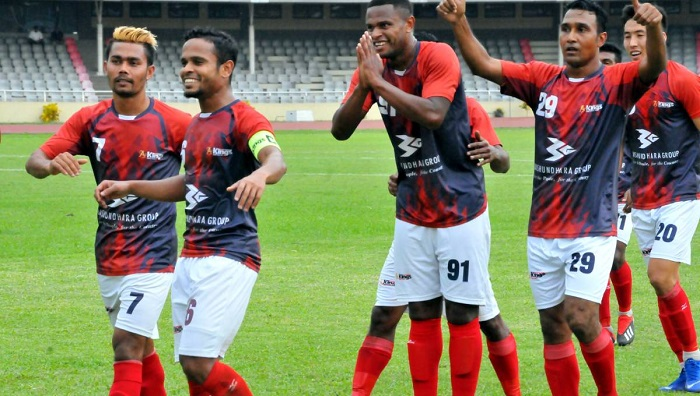 Bashundhara Kings maintain unbeaten run in BPL Football