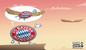 Bayern Say Good-bye to their Golden Wings
