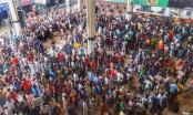Online train ticket seekers in trouble