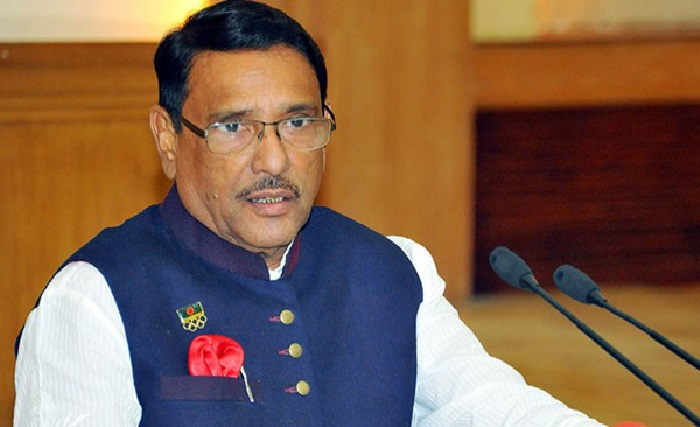 Unaddressed issues, including Teesta water sharing, will be solved as Modi wins: Obaidul Quader