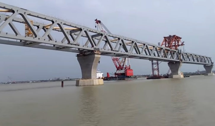 Padma Bridge's 13th span to be installed today