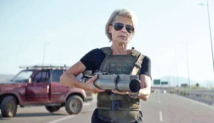 Terminator: Dark Fate trailer out! Linda Hamilton is back as Sarah Connor