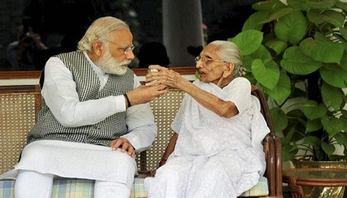 Indian Prime Minister Modi to meet his mother, Varanasi next for thanksgiving