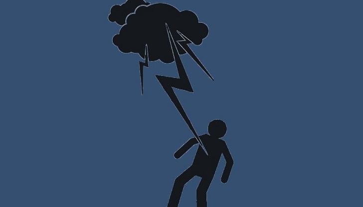 Lightning strike kills two in Sirajganj