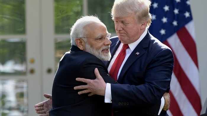 US President Trump calls up Modi, to meet at G-20 summit