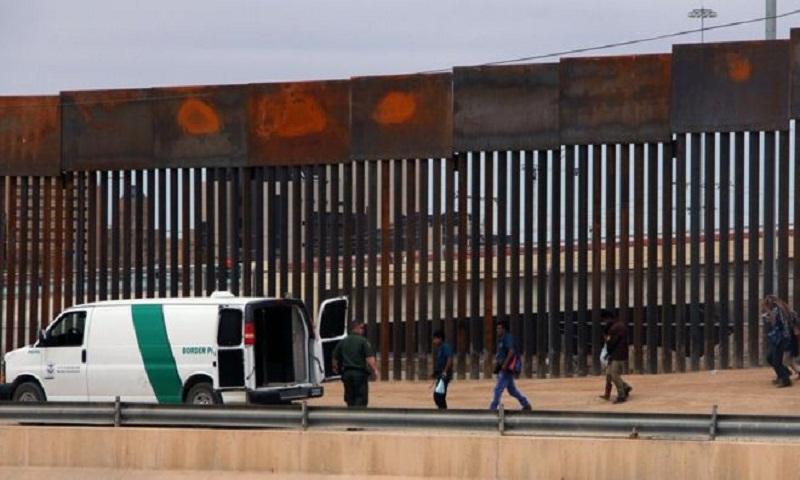 US judge blocks funds for Trump border wall plan