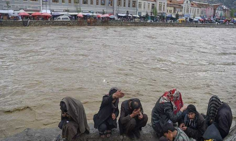 Heavy flooding in Afghanistan kills 24 people in 2 days