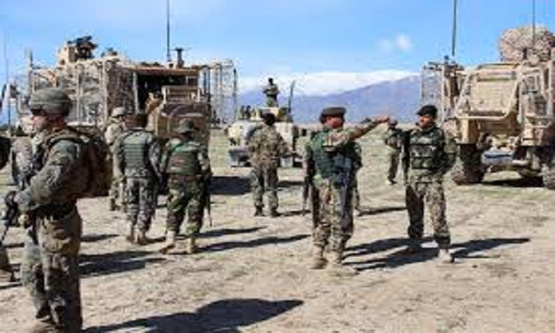 Afghan forces kill 6 civilians in eastern Afghanistan