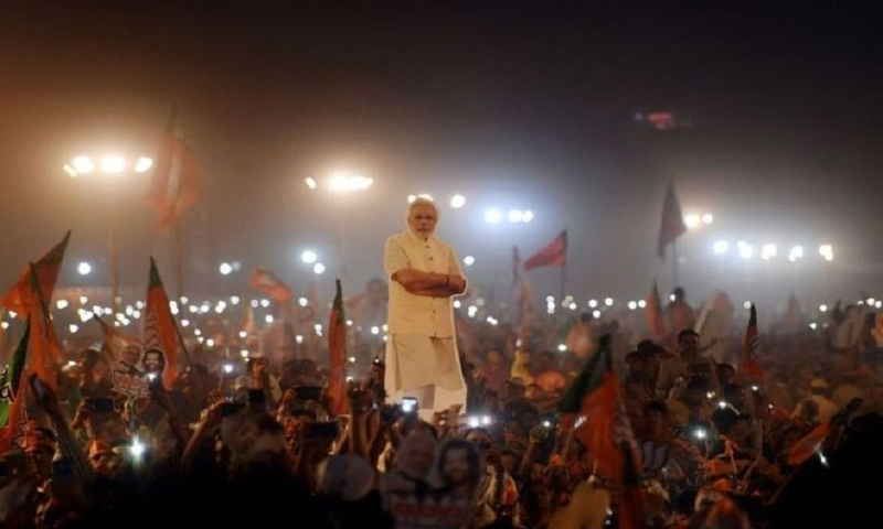 How Narendra Modi has reinvented Indian politics