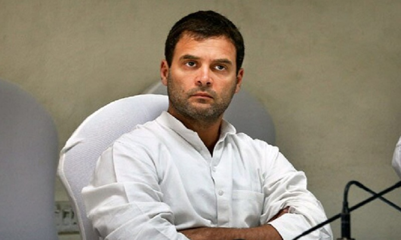 CWC gives Rahul Gandhi responsibility to restructure party