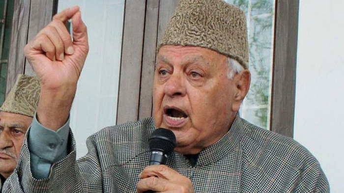 Modi cannot remove Article 370, 35-A from J&K: Farooq Abdullah