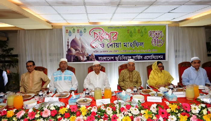 Chief Justice, law minister attend BJSA Iftar