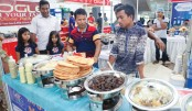 Delicacies draw crowds at ICCB Iftar Bazar