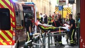 Parcel bomb attack hurts 13 in France