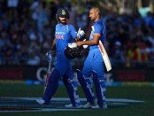 India win toss, opt to bat first in warm-up against New Zealand