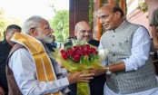 Modi elected NDA parliamentary party leader