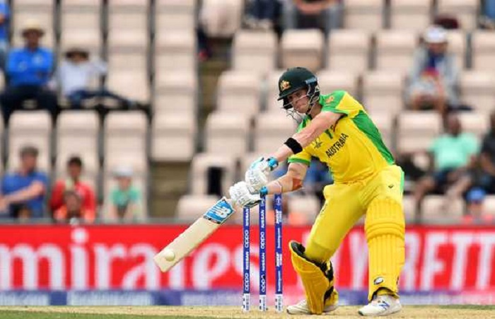 England chasing 298 after Smith century for Australia