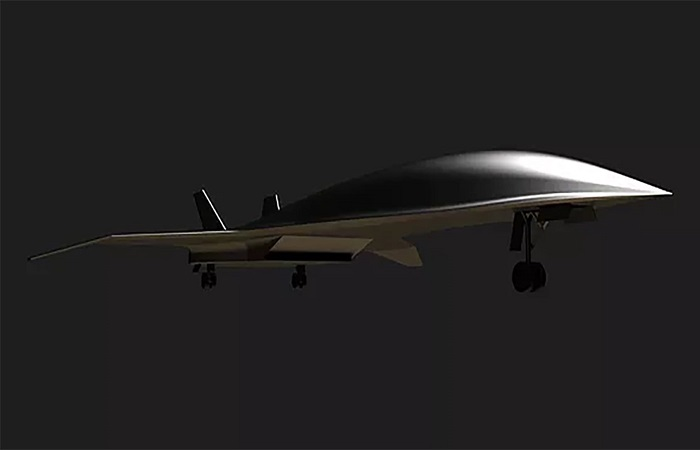 Hermeus hypersonic jet aims to fly New York to London in 90 minutes