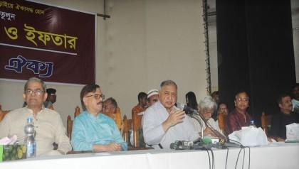 Kamal seeks unity for 'pure, functional democracy'