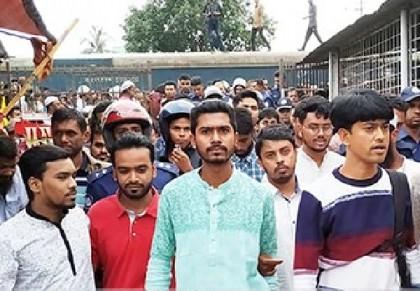 BCL obstructs VP Nur's Iftar in Brahmanbaria