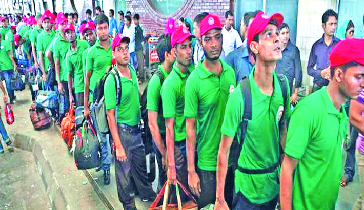 Bangladesh must address migrant workers' issues