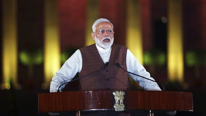 India's president appoints Narendra Modi as Prime Minister for second term